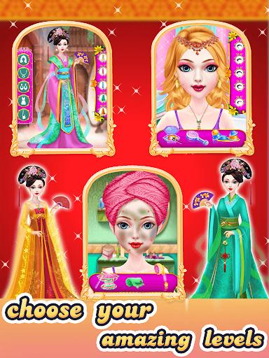 Chinese Doll Makeup Salon Spa  screenshots 2