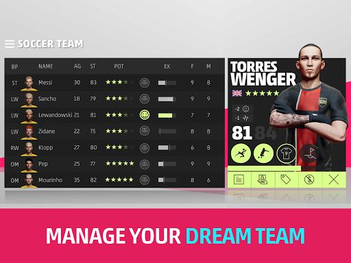 SEASON Pro Football Manager - A u26bdufe0f Management Game screenshots 9