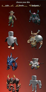 Avatar Mod Skins Bloxburg 1.2 screenshots 2