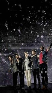 One Direction Wallpaper Screenshot