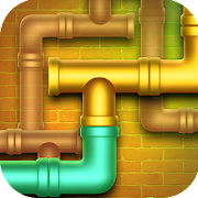 Connect Smart Pipes | Logical Plumbing Puzzle Game