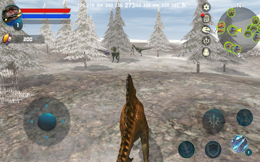 Ouranosaurus Simulator Apkfinish screenshots 23