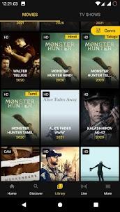 Pocket TV: Free Movies, Live TV & Web Series 4