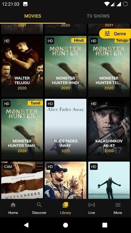 Pocket TV: Free Movies, Live TV & Web Series poster 3