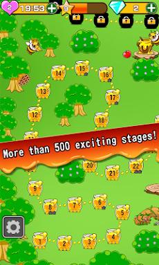 バブルハニー - 無料爽快パズルゲームのおすすめ画像3