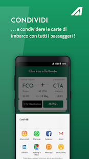 Alitalia Screenshot