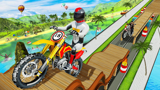 Stunt Bike 3D Race - Tricky Bike Master 1.4 screenshots 12