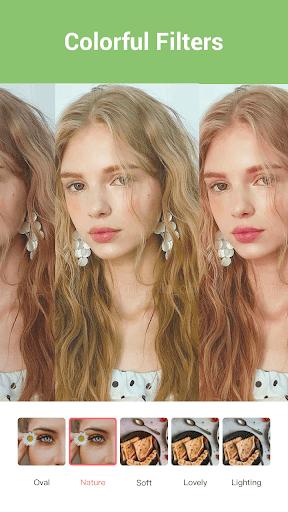 Bloom Camera, Selfie, Beauty Filter, Funny Sticker  Screenshots 4