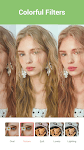screenshot of Bloom Camera, Selfie, Beauty Filter, Funny Sticker