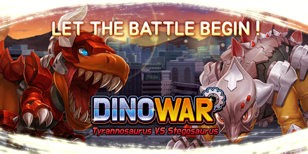 Dino War Tyranno VS For Your Pc | How To Download (Windows 7/8/10 & Mac) 1