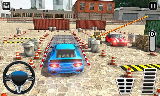 Car Parking Driver Test: Multistory Driving Mania 1.6 screenshots 1