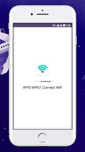 WPS WPA2 Connect Wifi apktram screenshots 1