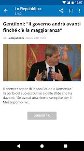 Italia News | Italia Notizie 7.2.1 Screenshots 3