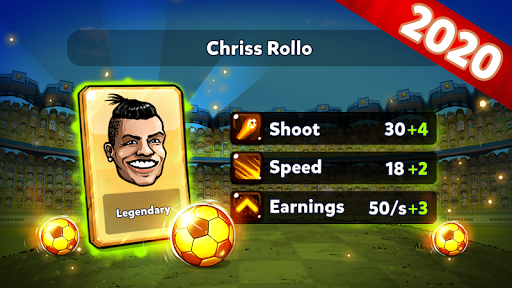 Merge Puppet Soccer: Headball Merger Puppet Soccer  screenshots 4