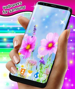 Live Wallpaper for Samsung ⭐ Spring HD Wallpapers 6.5.1 Android Mod + APK + Data 1