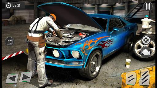 Real Car Mechanic Workshop: Car Repair Games 2020 1.1.6 Screenshots 4
