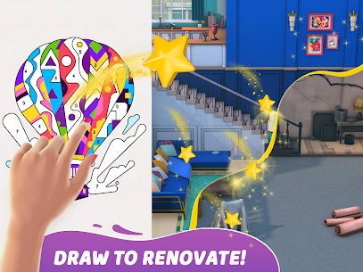 Gallery: Coloring Book Mod Apk 0.270 (Unlimited Coins/Boosters) 10