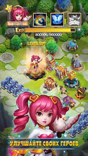 Castle Clash: u0421u0445u0432u0430u0442u043au0430 u0413u0438u043bu044cu0434u0438u0439 screenshots 9