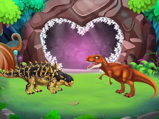 DINO WORLD - Jurassic dinosaur game 12.50 screenshots 9