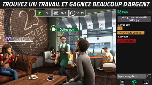 Avakin Life - Monde virtuel en 3D  screenshots 2