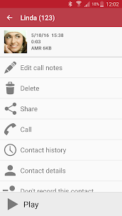 Automatic Call Recorder 3