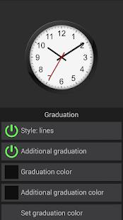 Clock screenshots 10