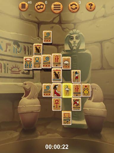 Doubleside Mahjong Cleopatra 2.9 screenshots 14