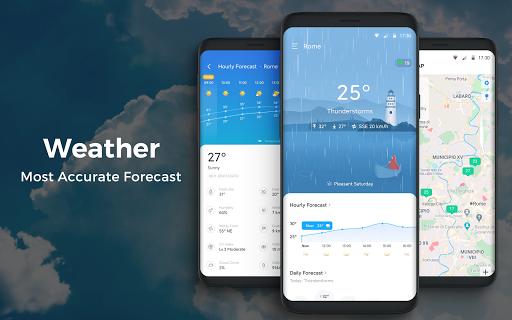 Prakiraan Cuaca Lokal – Peta radar