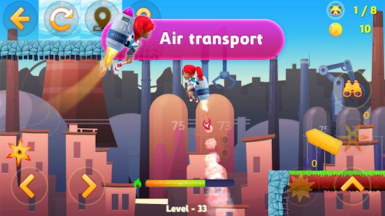 Tricky Liza: Adventure Platformer Game Offline 2D