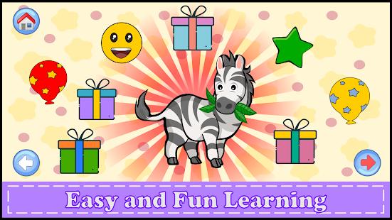 Preschool Fun Educational Games for Kids Toddlers