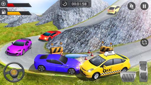 Modern Taxi Drive Parking 3D Game: Taxi Games 2021 1.1.13 Screenshots 11