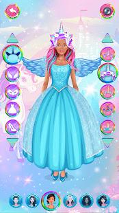キャンディメイクアップガール:スタイル&ファッションドレスアップゲーム