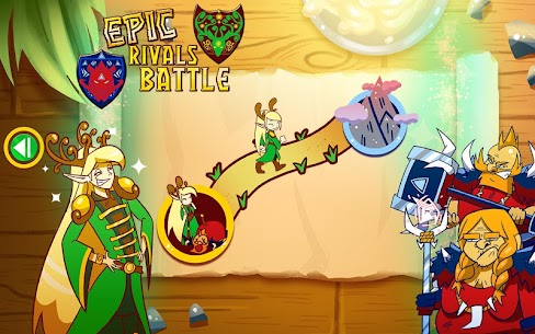 Epic Rivals Battle Hack Online (Android iOS) 4