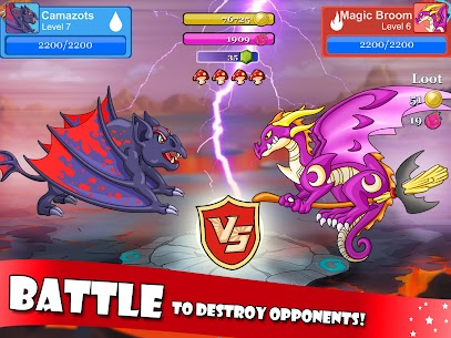 Monster City Mod APK [Unlimited Gems] | Latest version 2021 – Prince APK 2