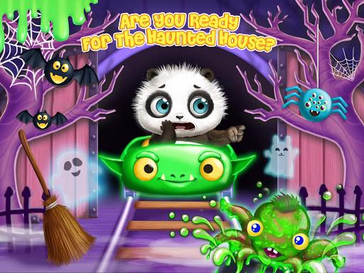 Panda Lu Fun Park - Amusement Rides & Pet Friends modavailable screenshots 9