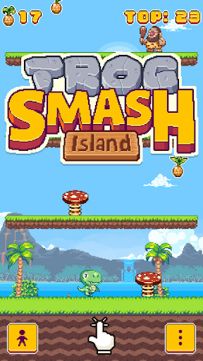 Trog Smash Island - A prehistoric adventure 1.1.2 screenshots 1