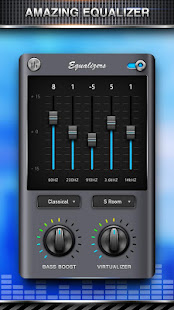 Bass Equalizer & Pod Music