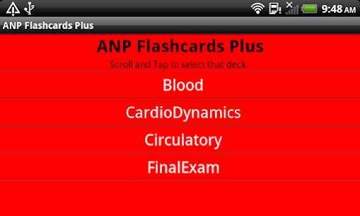 ANP Flashcards Plus For Pc | How To Install – Free Download Apk For Windows 4