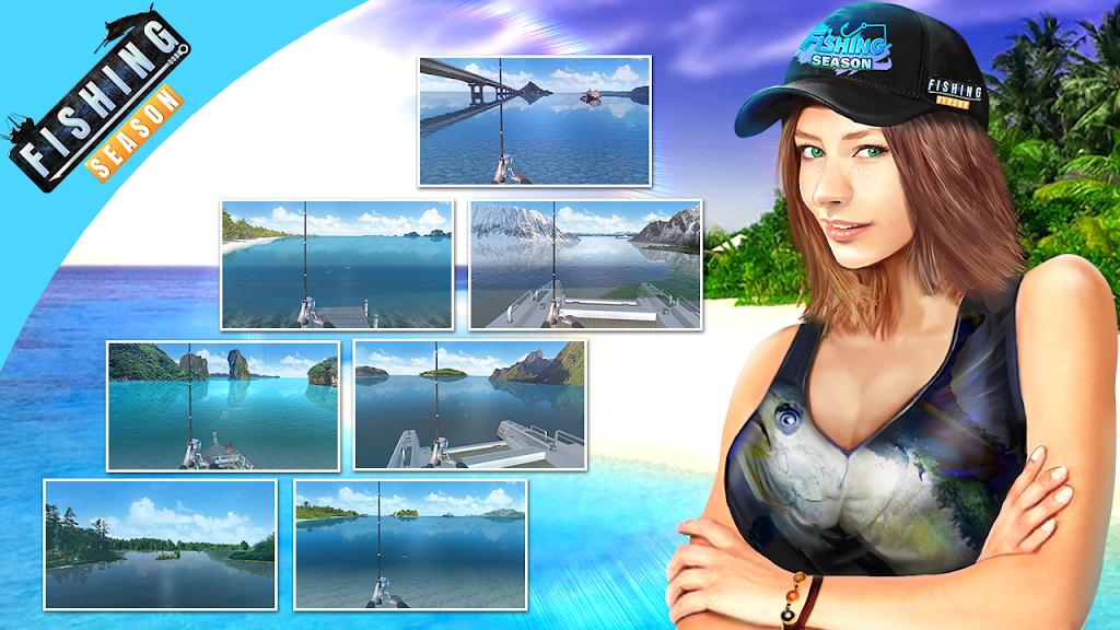 Fishing Season : River To Ocean poster 4