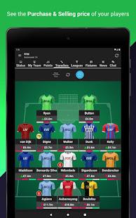 (FPL) Fantasy Football Manager for Premier League 11.0.4 Screenshots 12