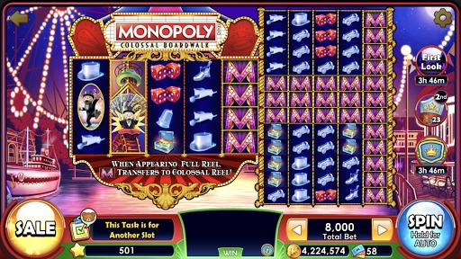 MONOPOLY Slots Free Slot Machines & Casino Games 3.2.1 screenshots 11