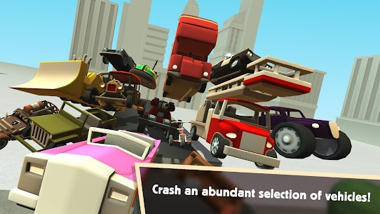 Download Turbo Dismount MOD APK [Free Shopping/Unlocked Everything] 2