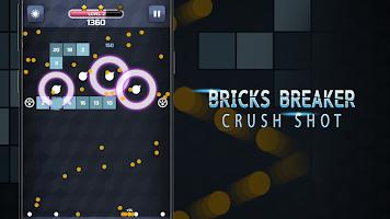 Bricks Breaker: Crush Shot