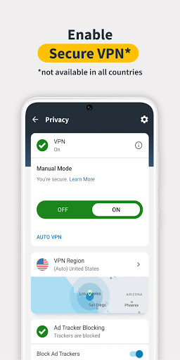 Norton 360: Online Privacy & Security android2mod screenshots 2