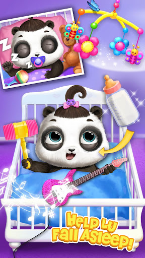 Panda Lu Baby Bear City - Pet Babysitting & Care 5.0.10008 Screenshots 8