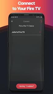 Smart Remote – Fire TV Cinema Firestick Remote Control 4