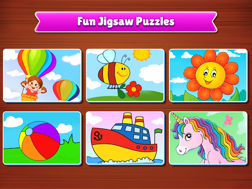 Puzzle Kids - Animals Shapes and Jigsaw Puzzles  screenshots 14