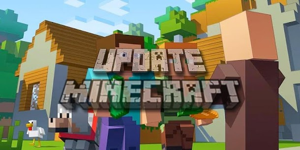 Update Minecraft-PE 2021 For Android 1