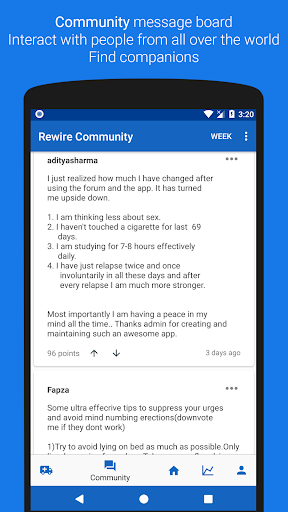 Rewire Companion: Say No to Fap 3.22.0 Screenshots 4