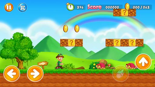Super Jake's Adventure – Sautez et courez! APK MOD (Astuce) screenshots 1